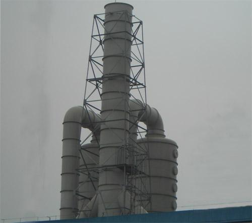 高浓度酸雾净化塔